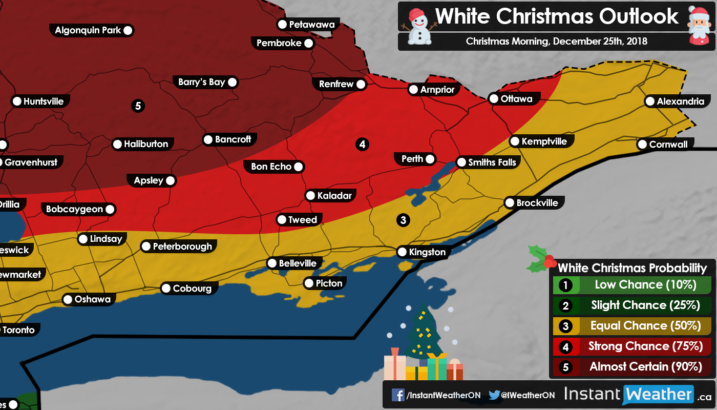White Christmas Forecast.White Christmas Forecast Lake Effect Snow And Snow From A
